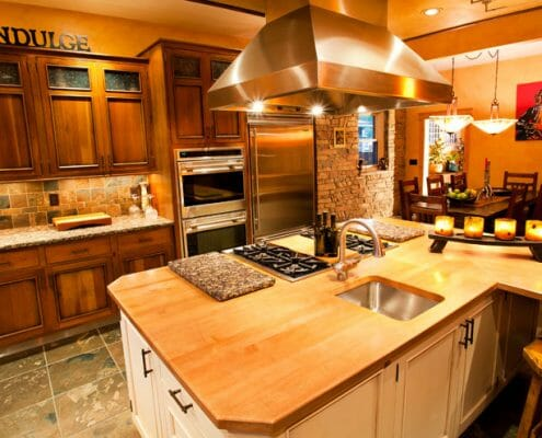 1020-kitchen by Skywalker Construction Durango Colorado
