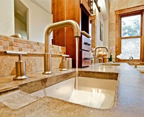1020-sink by Skywalker Construction Durango Colorado