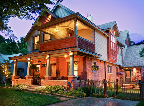1024 East 4th Ave by Skywalker Construction Durango Colorado