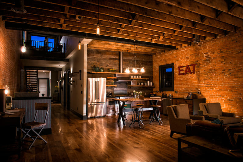 915-interior by Skywalker Construction Durango Colorado