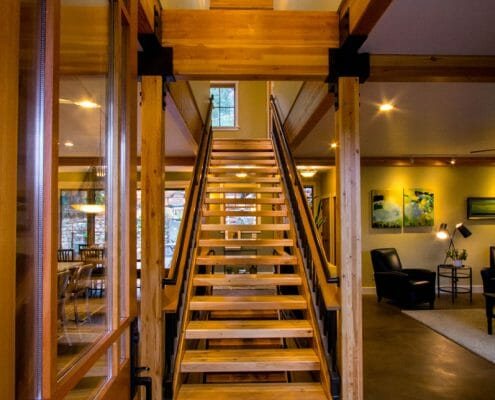 McManus-Interior by Skywalker Construction Durango Colorado