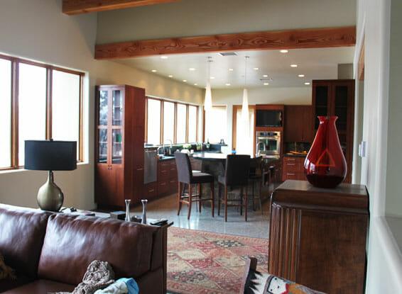 McGuire Custom Home by Skywalker Construction Durango Colorado