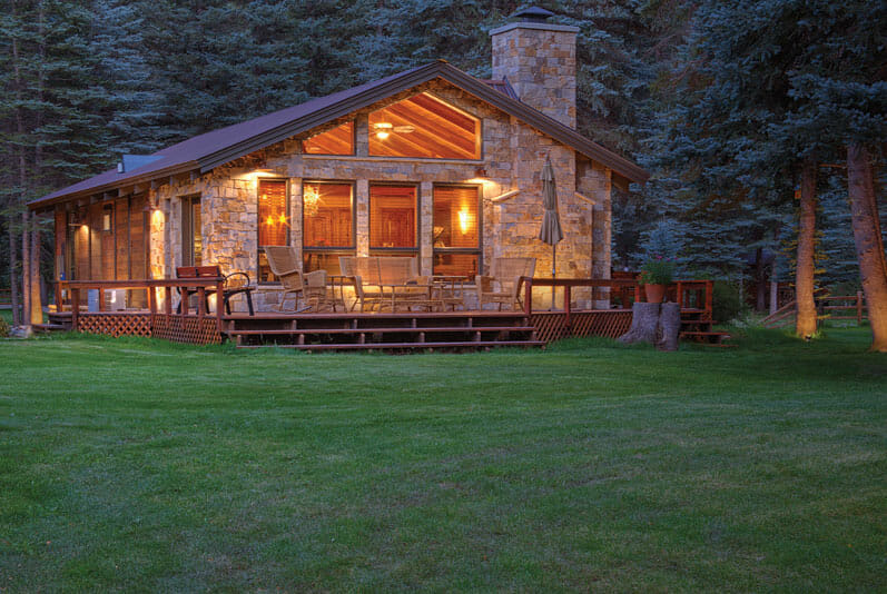 Schumacher House by Skywalker Construction Durango Colorado