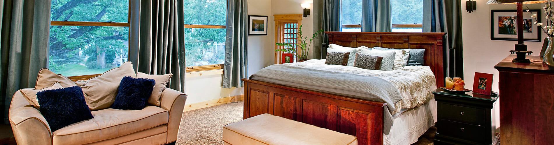 1020 Bedroom by Skywalker Construction Durango Colorado