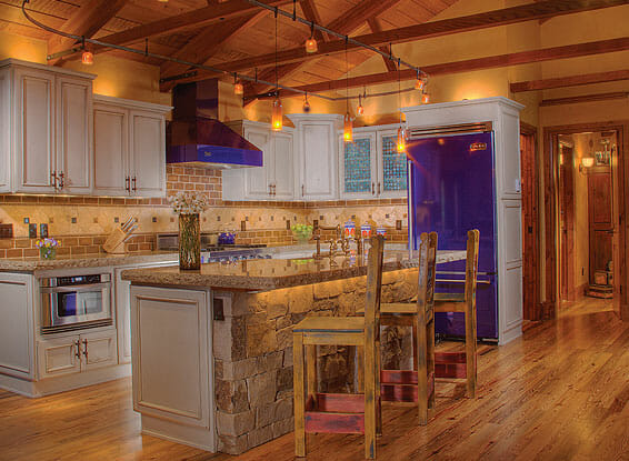 schmaucher - interior by Skywalker Construction Durango Colorado