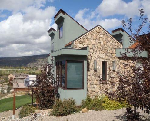 skyridge custom home build